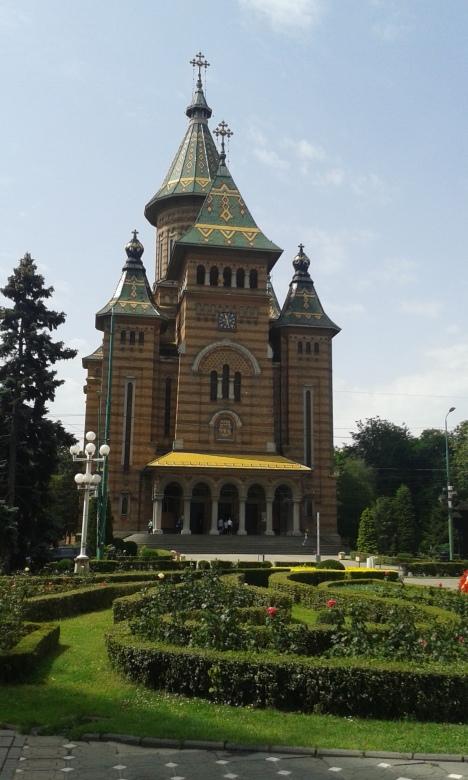 Najvisa crkva Rumunije